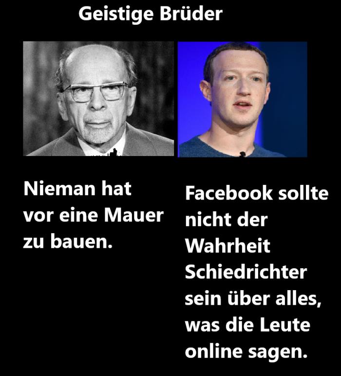 Ulbricht Zuckerberg